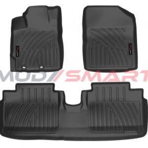 Floor Mats For 2018-20 Toyota Yaris Sedan 3CAB Model 3D