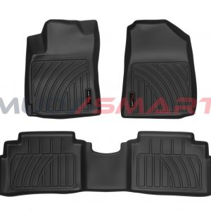 Floor Mats For 2016-20 Hyundai Elantra Model 3D