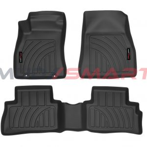 Floor Mats For 2017-20 Nissan Juke Model 3D