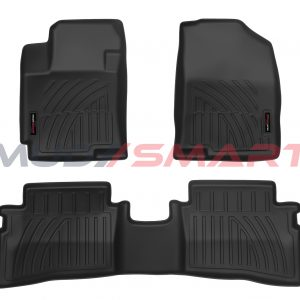 Floor Mats For 2016-20 Hyundai Accent Hatchback Model 3D