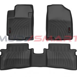 Floor Mats For 2016-2020 Hyundai Accent Sedan Model 3D