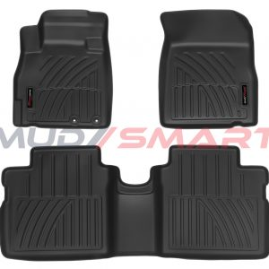 Floor Mats For 2014-2018 Nissan Versa Almera Model 3D