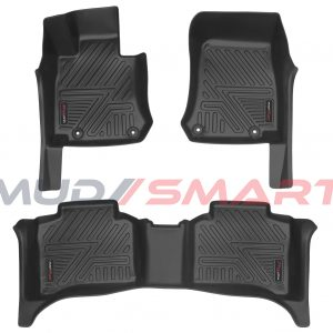 Floor Mats For 2016-2020 Mercedes-Benz GLC Model 5D
