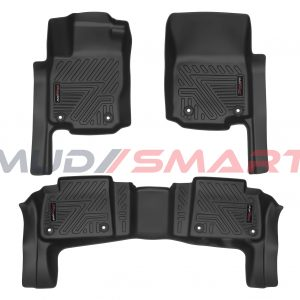Floor Mats For 2016-2019 Mercedes-Benz GLE Model 5D