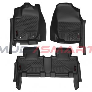 Floor Mats For 2016-2018 Toyota RAV4 Model 5D