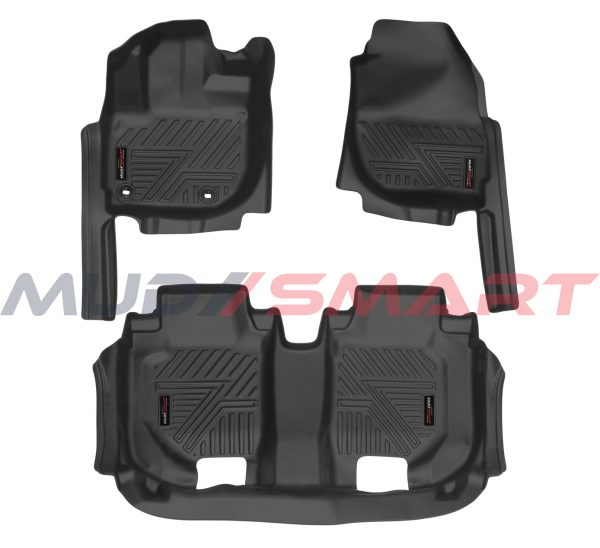 Floor Mats For 2016-2020 Honda HR-V Model 5D