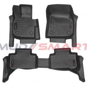 Floor Mats For 2018-2020 BMW X3 Model 5D