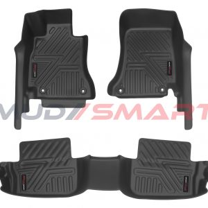 Floor Mats For 2016-20 Mercedes-Benz E Series Model 5D