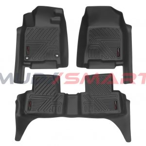 Floor Mats For 2017-20 Honda Civic 5D