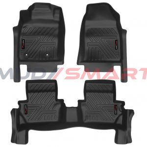 Floor Mats For 2018-2020 Ford EcoSport Model 5D