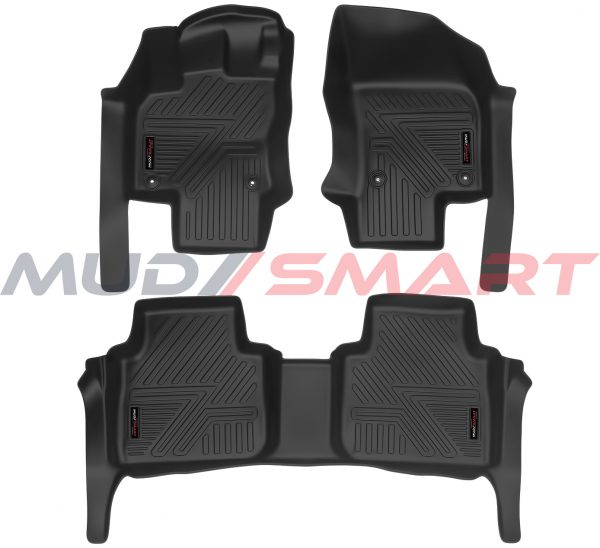 Floor Mats For 2017-20 Volkswagen Tiguan 5D