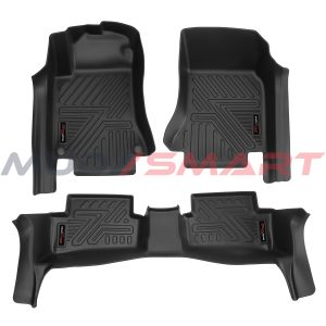 5D Floor Mats For 2014-2020 Mercedes-Benz GLA
