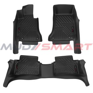 5D Floor Mats For 2014-2020 Mercedes-Benz C Class