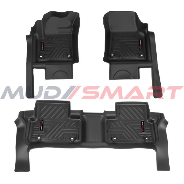 5D Floor Mats For 2014-2021 Land Rover Discovery Sport