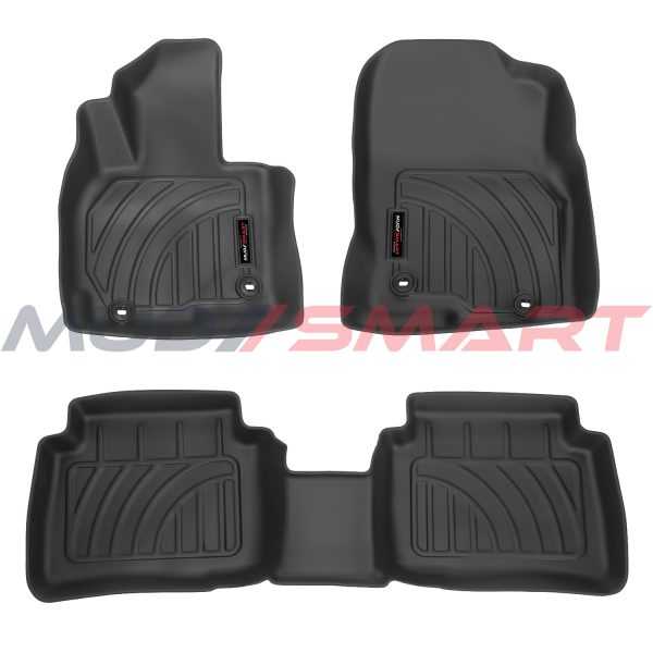 3D Floor Mats For 2013-2017 Mazda CX-5 Model All Weather High Quality