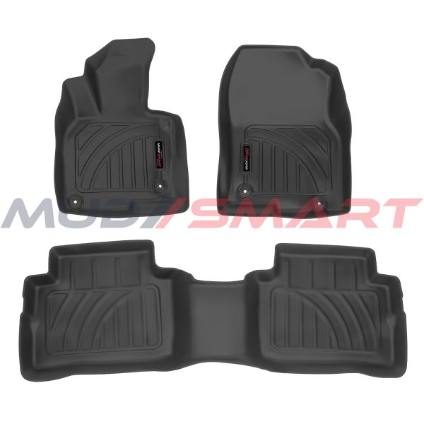 3D Floor Mats For 2018-2020 Mazda CX-5 Model All Weather High Quality
