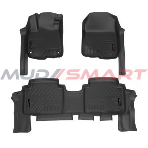 5D Floor Mats For 2017-2020 Honda CR-V Model All Weather High Quality