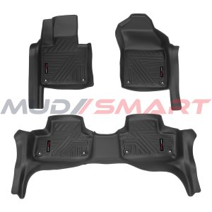 5D Floor Mats For 2018-2020 Volvo XC60 Model All Weather High Quality