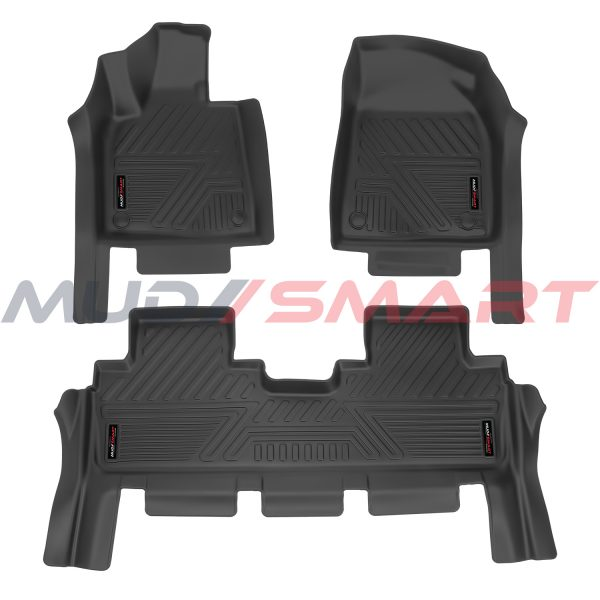 5D Floor Mats For 2016-2020 Lexus RX All Weather High Quality