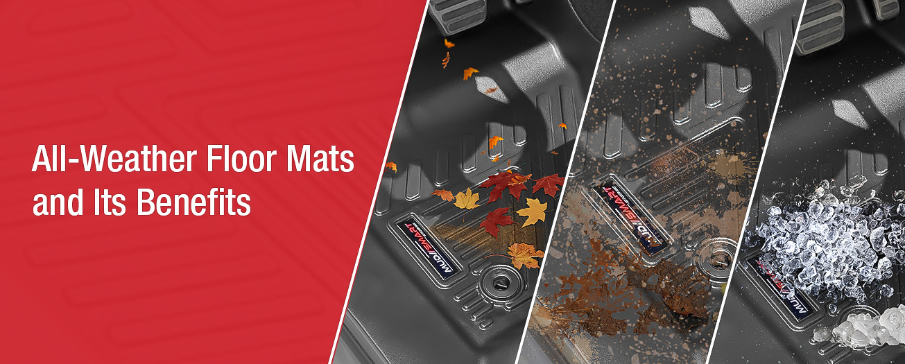 All-Weather Floor Mats for Your Car and Its Benefits
