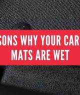 5 Reasons Why Your Car Floor Mats Are Wet - MudSmart