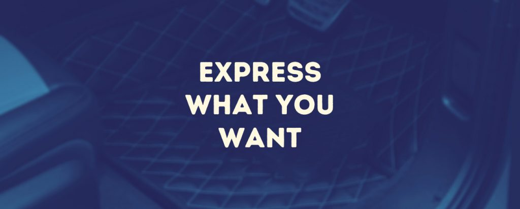 Express What You Want - MudSmart