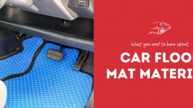What You Need To Know About Car Floor Mat Materials - MudSmart