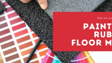 What You Need To Know About Painting Rubber Floor Mats - MudSmart