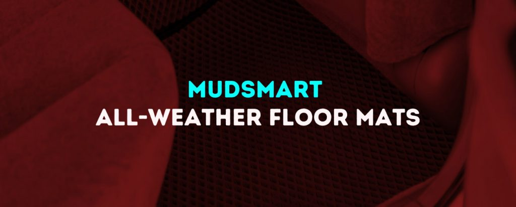 MudSmart All-Weather Floor Mats