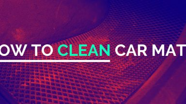 How To Clean Car Mats In 4 Simple Steps!