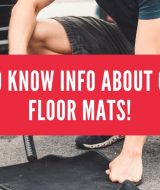 Some Things You Need To Know About Custom Floor Mats!