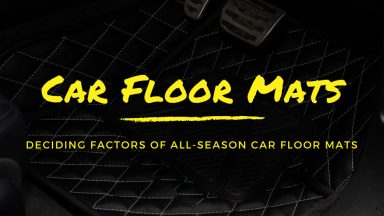 Top Seasonal Car Floor Mats You Need in 2021!